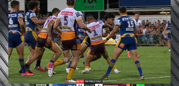 Kaufusi extends the lead for Eels in Darwin