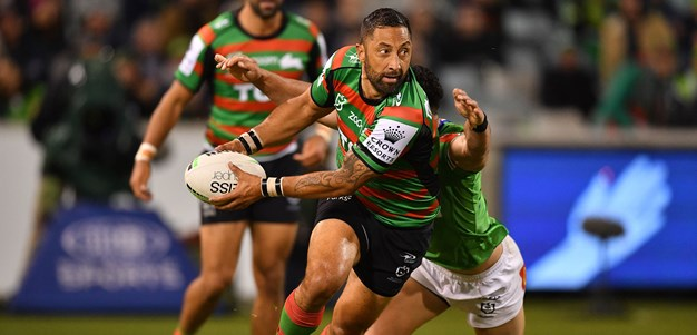 Match Highlights: Raiders v Rabbitohs