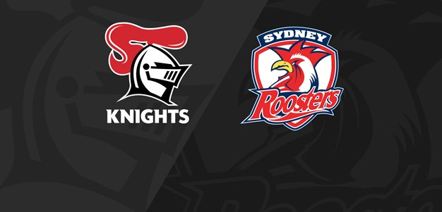 Full Match Replay: Knights v Roosters - Round 8, 2021