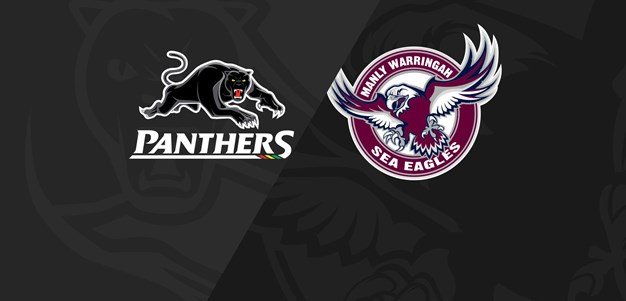 Full Match Replay: Panthers v Sea Eagles - Round 8, 2021