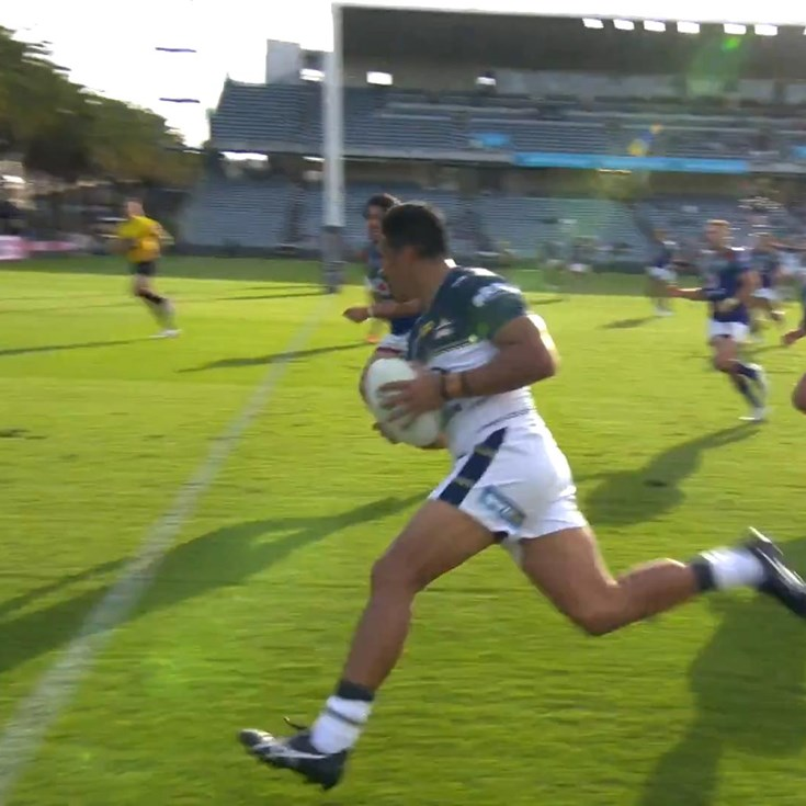 Holmes has the hot hand as Taulagi gets his second