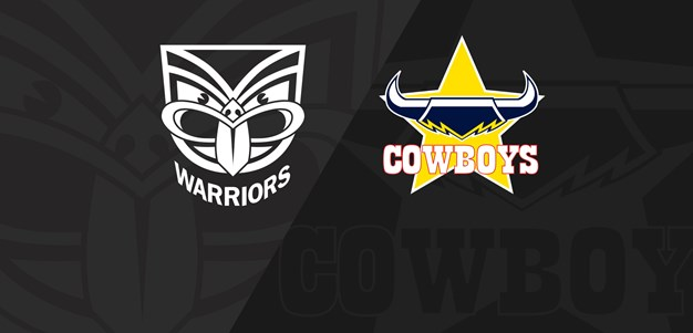 Full Match Replay: Warriors v Cowboys - Round 8, 2021