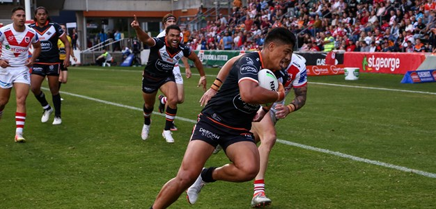 Extended Highlights: Dragons v Wests Tigers