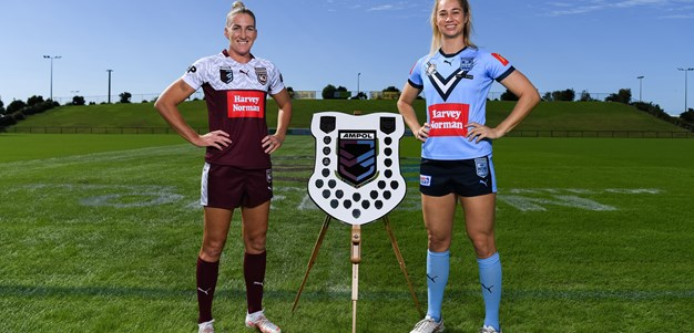 NSW seek redemption, Maroons chase back-to-back