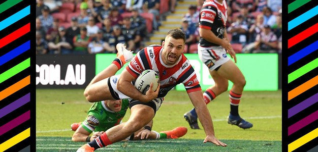 Magic Moments: Tedesco takes apart Raiders