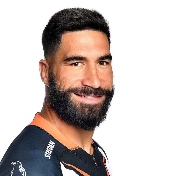 League leaders: James Tamou