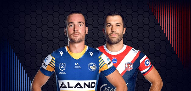 Eels v Roosters - Round 9