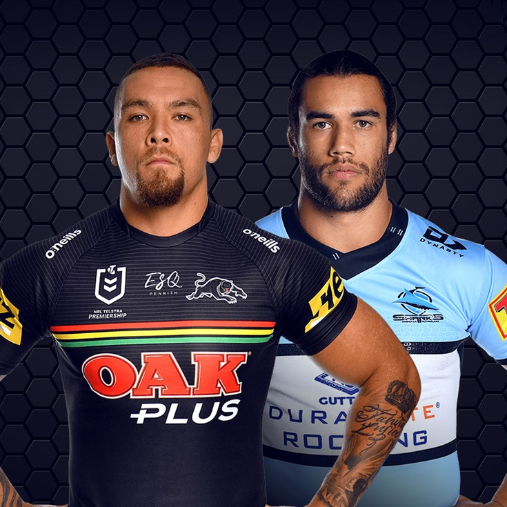 Panthers v Sharks - Round 9