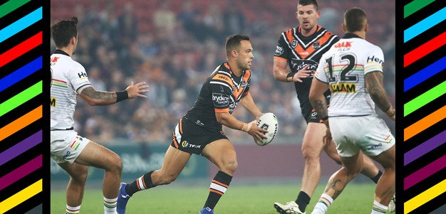 Magic Moments: Brooks' day out against Panthers