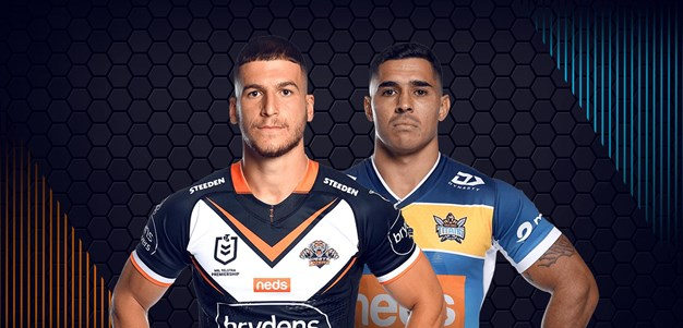 Wests Tigers v Titans - Round 9