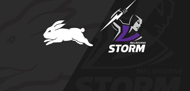 Full Match Replay: Rabbitohs v Storm - Round 9, 2021