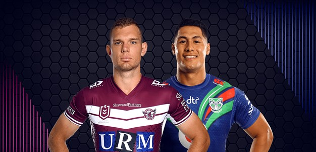 Sea Eagles v Warriors - Round 9