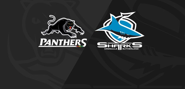 Full Match Replay: Panthers v Sharks - Round 9, 2021