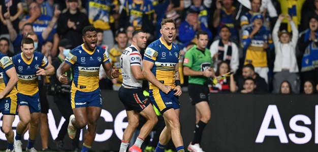 Extended Highlights: Eels v Roosters