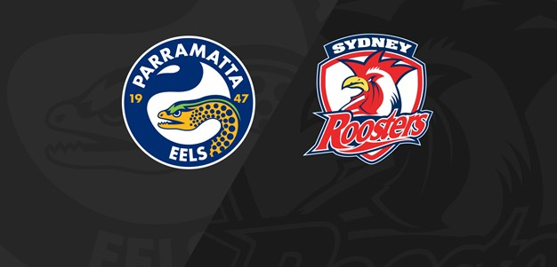 Full Match Replay: Eels v Roosters - Round 9, 2021