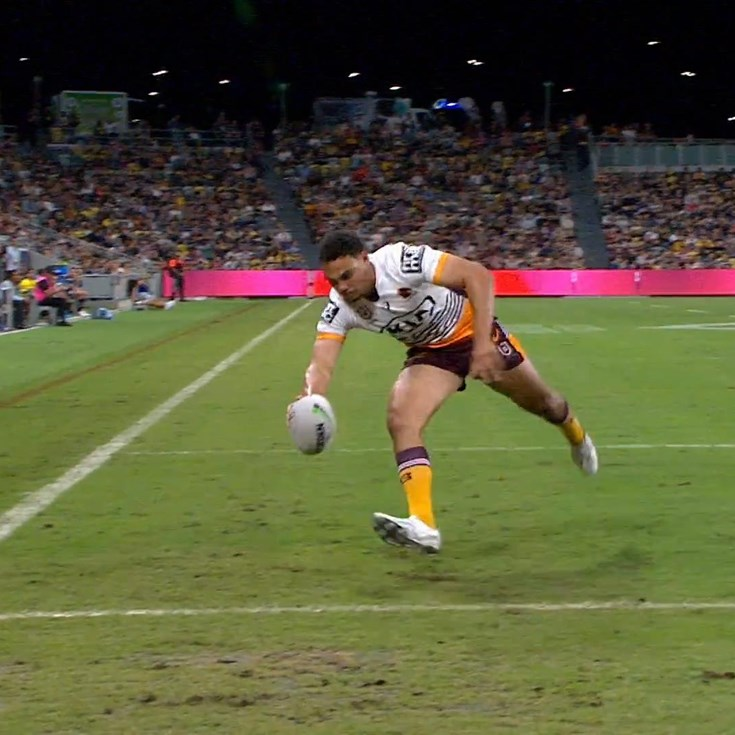 Coates answers back quickly for the Broncos