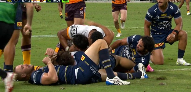 Broncos strike from their own half through Arthars