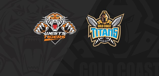 Full Match Replay: Wests Tigers v Titans - Round 9, 2021