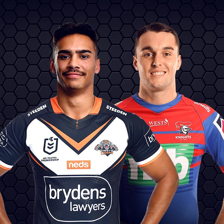 Wests Tigers v Knights – Round 10