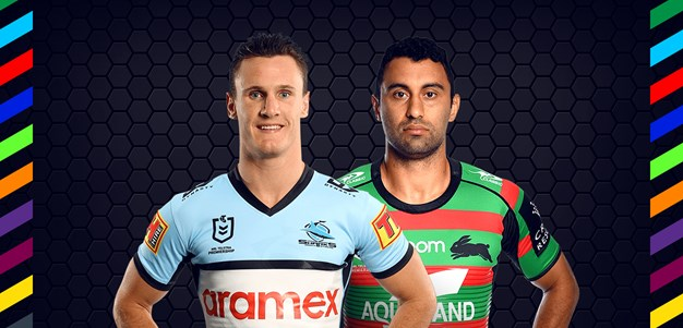 Sharks v Rabbitohs - Magic Round