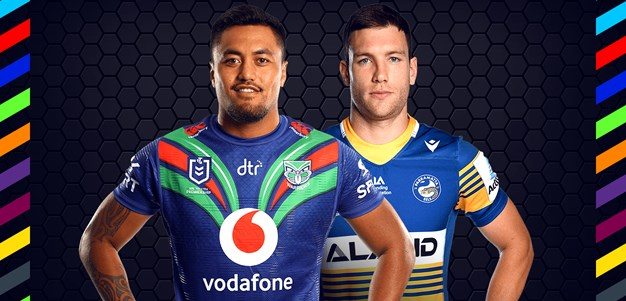 Warriors v Eels - Magic Round