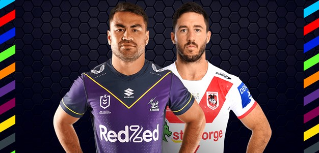 Storm v Dragons - Magic Round