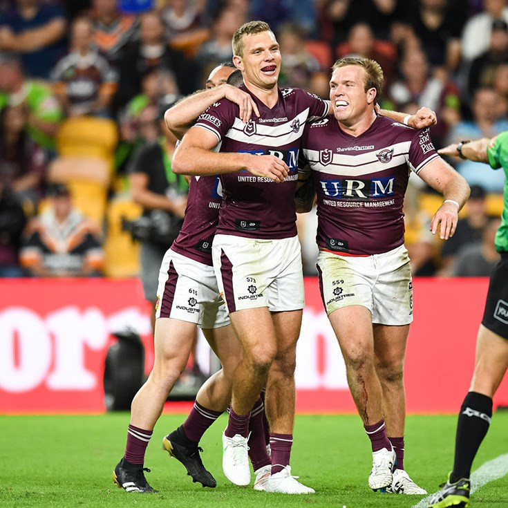 Match Highlights: Sea Eagles v Broncos