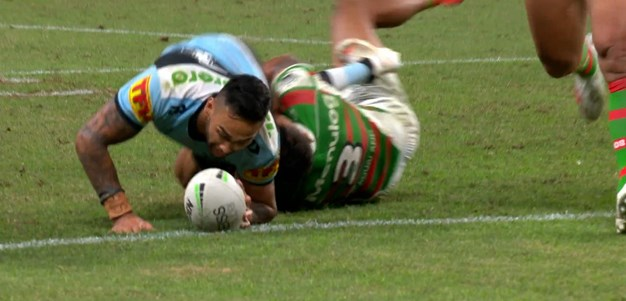 Moylan hits a hard-running Nikora