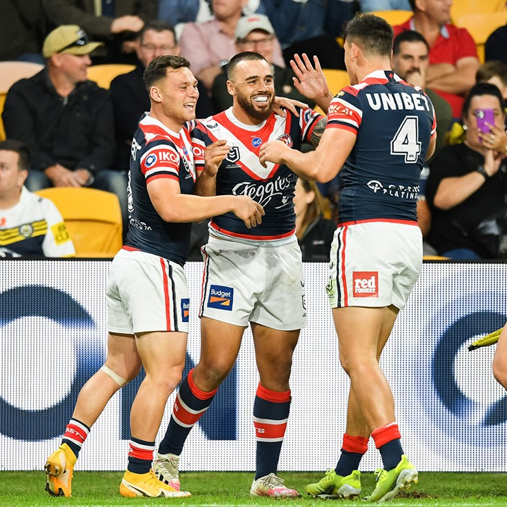 Match Highlights: Roosters v Cowboys