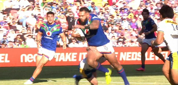 Murdoch-Masila keeps Warriors in the contest