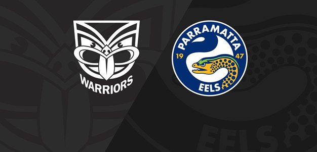 Full Match Replay: Warriors v Eels - Round 10, 2021
