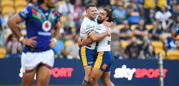Extended Highlights: Warriors v Eels