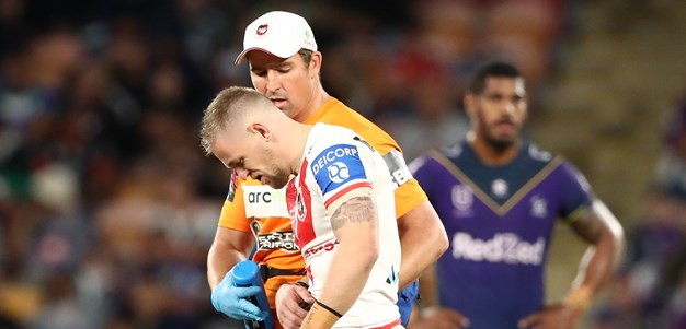 Dufty out indefinitely, Papenhuyzen unlikely for Round 11