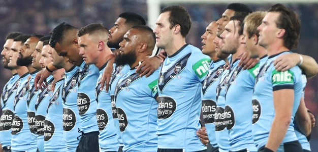 Soward and Chammas pick their Blues teams for Origin I