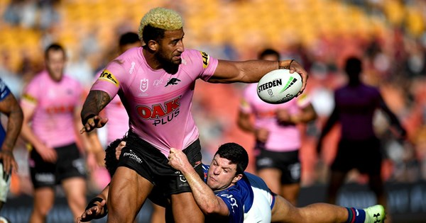 Extended Highlights: Warriors v Panthers