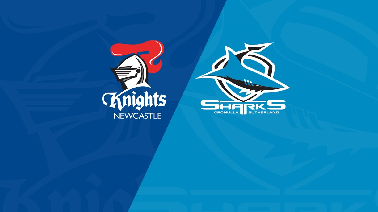 Watch: Cronulla Sharks v Newcastle Knights