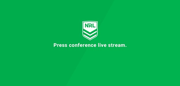 Press Conference: Bulldogs v Eels - Round 2 2019