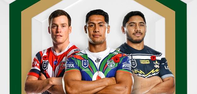 Round 7: Taumalolo named, Keary out