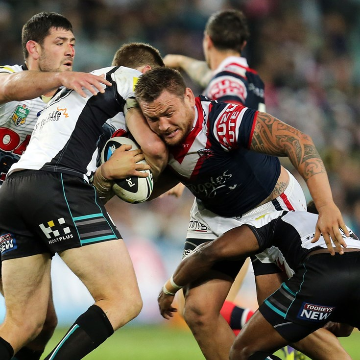 NRL Classic: Roosters v Panthers - Qualifying Final, 2014