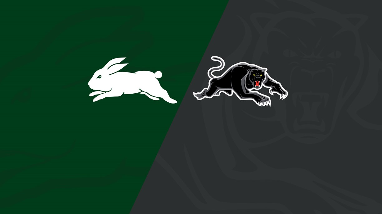 Watch South Sydney Rabbitohs V Penrith Panthers Tv