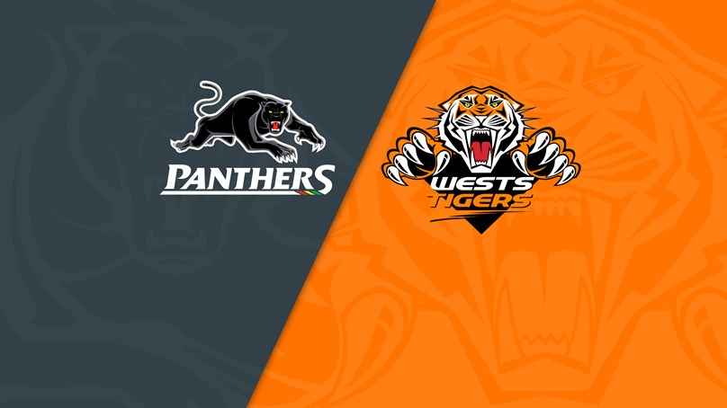 NRL Trials: Panthers v Wests Tigers
