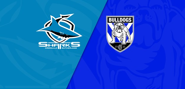 NRL Trials: Sharks v Bulldogs