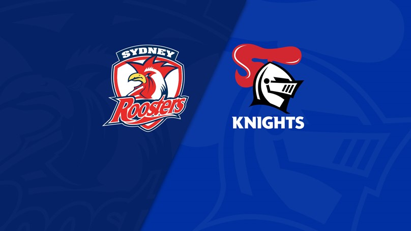 NRL Trials: Roosters v Knights