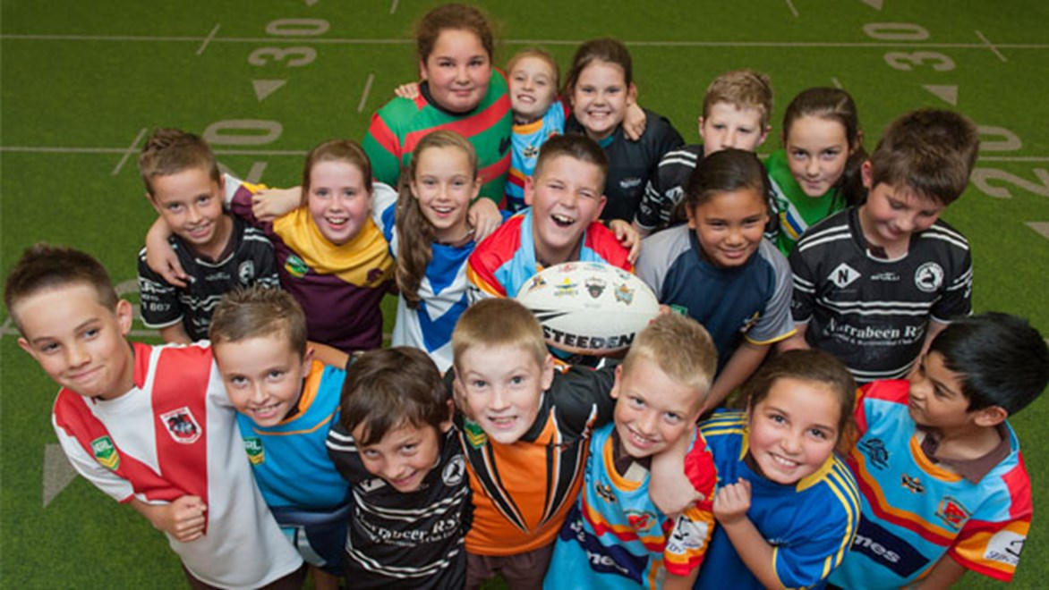 Rugby League clinics for school holidays are now open.