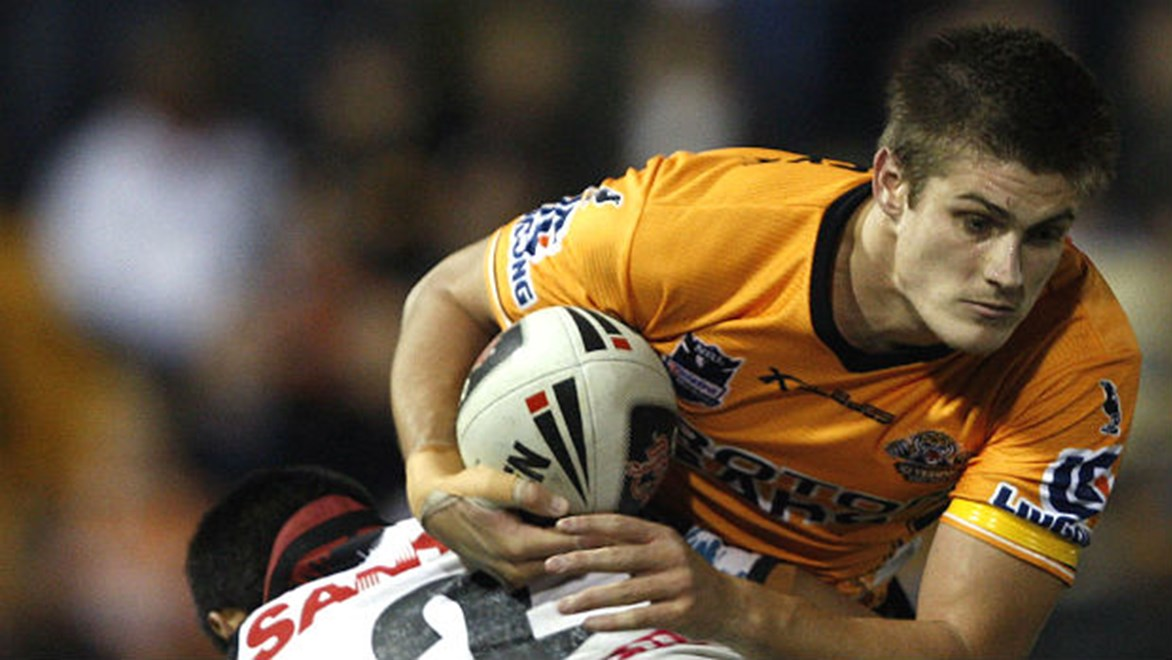 Staying focussed for 80 minutes is a priority for the Wests Tigers, says centre Blake Ayshford