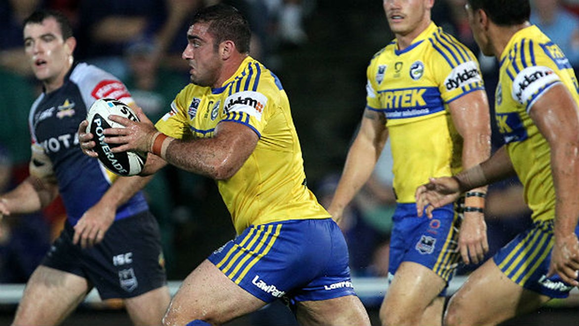 Tim Mannah is in line to make a remarkable recovery and take the field against the Cowboys