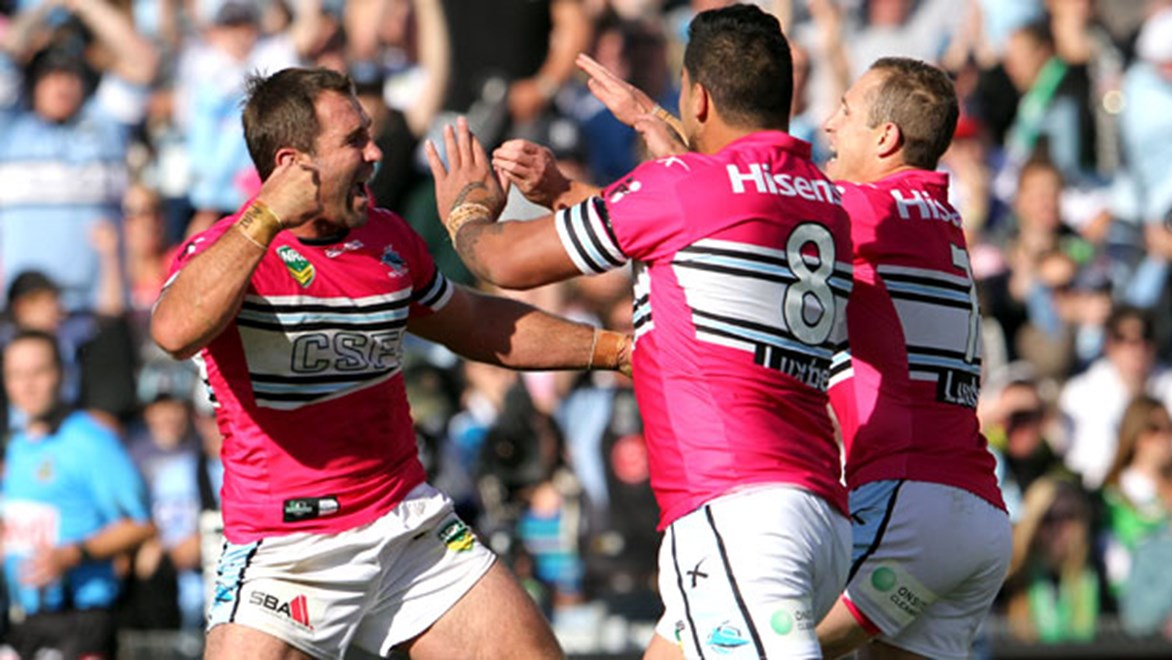 Cronulla prove too strong for Canberra with a 30-20 victory.