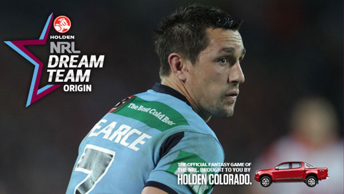 Play State of Origin Dream Team
