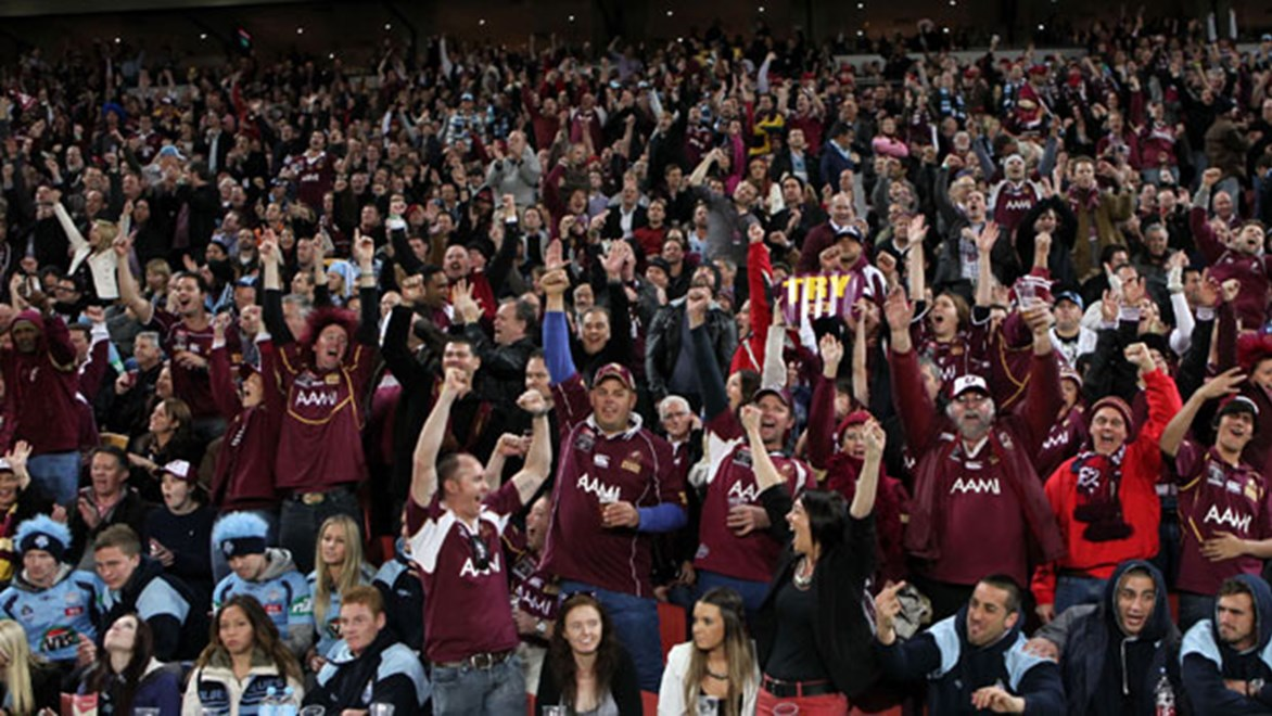 The feel-good stories generated by Game Two of this year's State of Origin series will go a long way towards erasing the disappointments the game has endured over the past week.