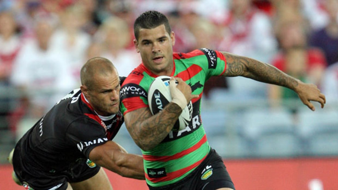 Adam Reynolds says he is happy to run the ball more often to help ignite the Rabbitohs' backline.